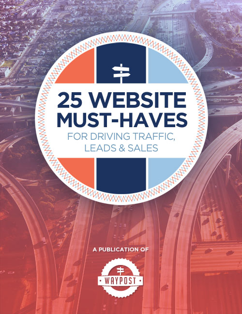25 Website Must-Haves